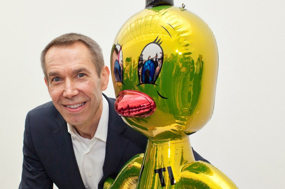 JEFF KOONS – ART AND AUDACITY
