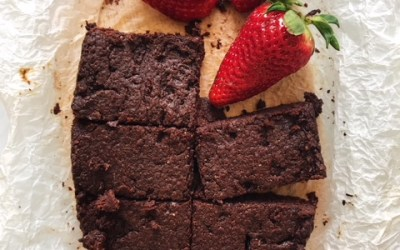 SUPER HEALTHY BROWNIE: IL BROWNIE PIU' SANO CHE CI SIA / GF + VEG + SF + PALEO