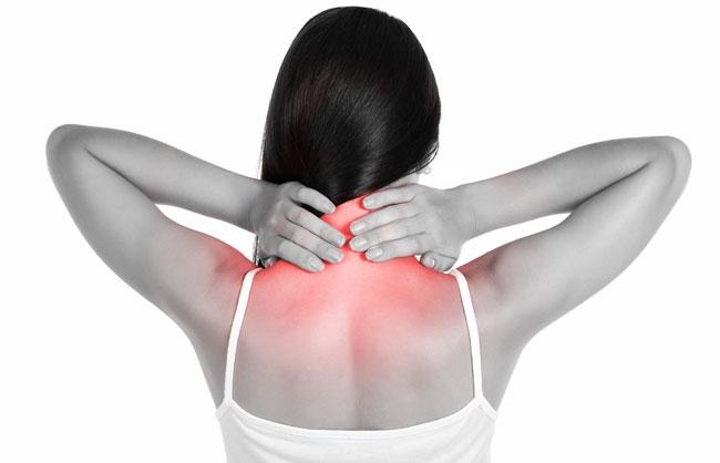 Curare la cervicale o la cervicalgia con l'ozonoterapia
