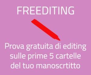 prova gratuita editing