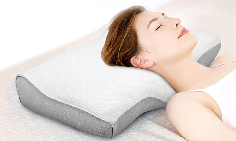 Cuscino Memory Foam per Cervicale  Dr Emanuele Sbacchi Terapia del Dolore  Ozonoterapia