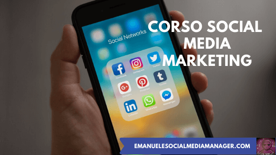 Corso Social Media Manager Roma