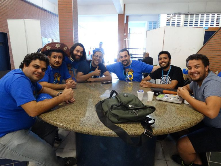 Happiness Bar do WordCamp Fortaleza