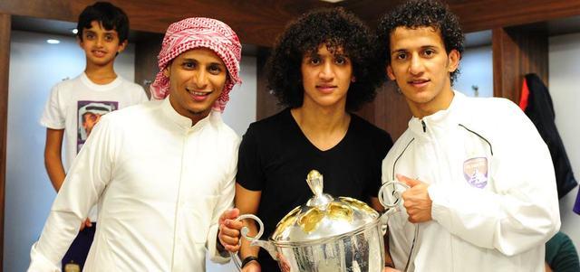 الجنيبي خالد عبدالرحمن سيعود إلى التدريبات خلال أسبوعين