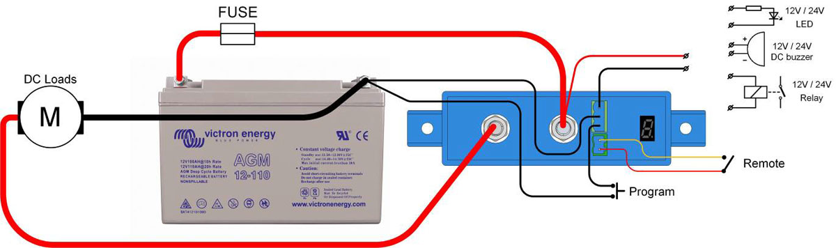 Battery Protector  e Marine Systems