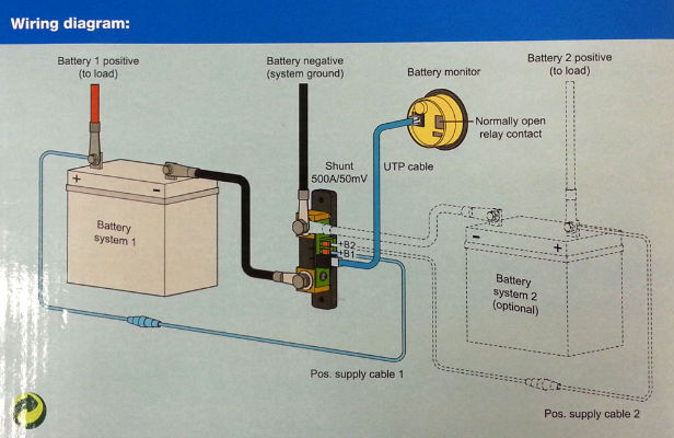 House Battery Wiring Diagram On 12 Volt Dual Battery Wiring Diagram