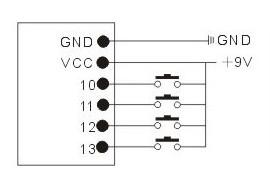 4KM Long Range RF Link Kits With Encoder And Decoder