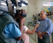 Emasa - Jader Guedes na TV Santa Cruz