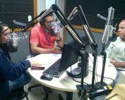 Jader Guedes na FM Sul