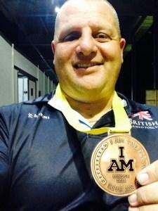 2014 09 Steven Gill wins Invictus bronze medal