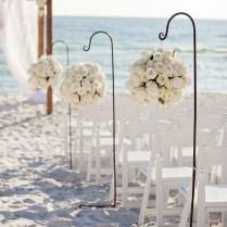 15 Romantic And Simple Beach Wedding Ideas