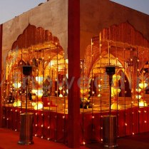 Anglo Indian Wedding Decorations