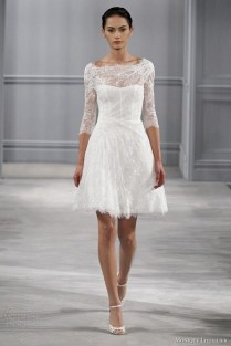 Courthouse Wedding Dress 16
