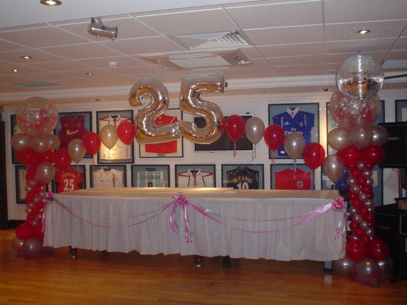 25 Wedding Anniversary Celebration Ideas: 25th Wedding Anniversary Ideas