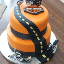 Harley Davidson Wedding Cake Adorable Harley Davidson Wedding Cake