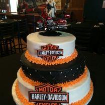 Harley Davidson, Wedding Cakes And Cake Wedding On Emasscraft Org