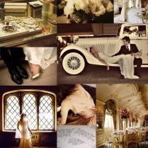 Hollywood Glam Wedding Ideas
