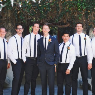 Men's Wedding Fashion Tips Ties, Bow Ties, Suspenders Or