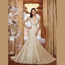 Online Get Cheap Beige Wedding Gowns