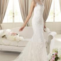 Plain Simple Elegant Wedding Dresses