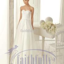 Skinny Wedding Dress