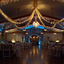 Up Lighting For Wedding Receptions