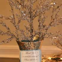 Winter Party Ideas For A Bridal Shower