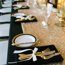 1000 Ideas About Black Gold Weddings On Emasscraft Org