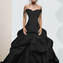 1000 Ideas About Black Wedding Dresses On Emasscraft Org