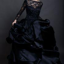 1000 Ideas About Black Wedding Dresses On Emasscraft Org