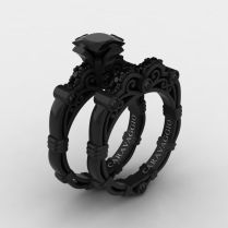 1000 Ideas About Black Wedding Rings On Emasscraft Org