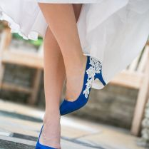 1000 Ideas About Blue Bridal Shoes On Emasscraft Org