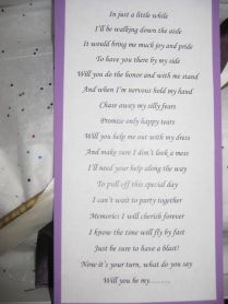 1000 Ideas About Bridesmaid Poems On Emasscraft Org