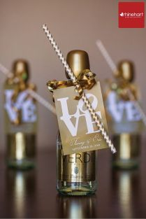 1000 Ideas About Champagne Wedding Favors On Emasscraft Org