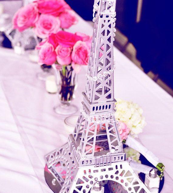1000 Ideas About Eiffel Tower Centerpiece On Emasscraft Org
