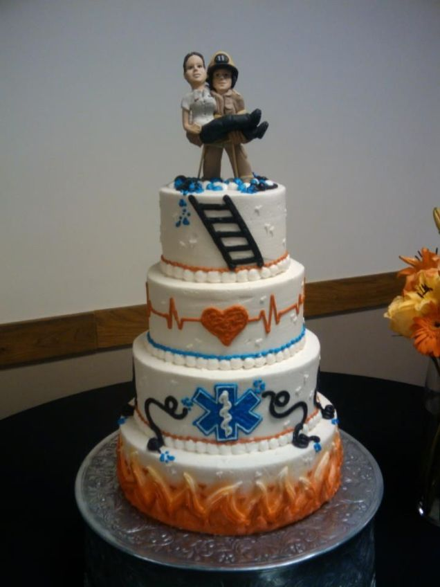 1000 Ideas About Firefighter Wedding Cakes On Emasscraft Org