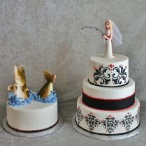 1000 Ideas About Fishing Wedding Cake Toppers On Emasscraft Org