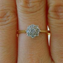 1000 Ideas About Flower Engagement Rings On Emasscraft Org
