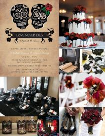 1000 Ideas About Gothic Wedding Decorations On Emasscraft Org
