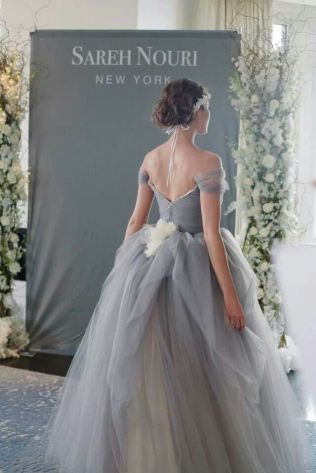 1000 Ideas About Grey Wedding Dresses On Emasscraft Org