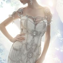 1000 Ideas About Jeweled Wedding Dresses On Emasscraft Org