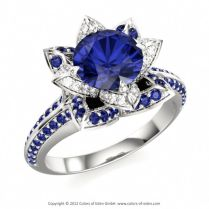 1000 Ideas About Lotus Engagement Ring On Emasscraft Org