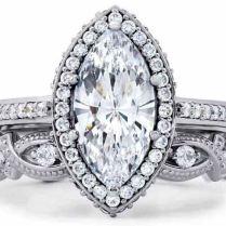 1000 Ideas About Marquise Wedding Set On Emasscraft Org