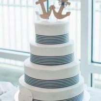 1000 Ideas About Nautical Wedding Cakes On Emasscraft Org