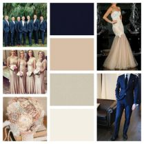 1000 Ideas About Navy Champagne Wedding On Emasscraft Org