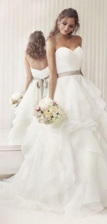 1000 Ideas About Organza Wedding Dresses On Emasscraft Org