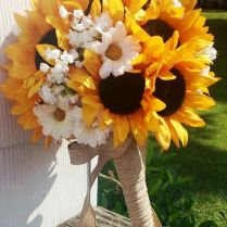 1000 Ideas About Sunflower Bouquets On Emasscraft Org