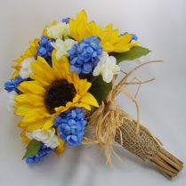 1000 Ideas About Sunflower Wedding Bouquets On Emasscraft Org