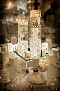 1000 Ideas About Table Magnificent Table Wedding Centerpieces