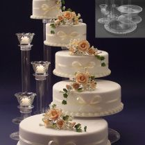 1000 Ideas About Wedding Cake Stands On Emasscraft Org
